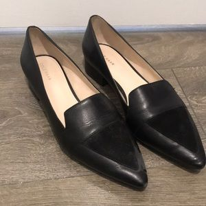 Cole Hana Black Loafers Size 8